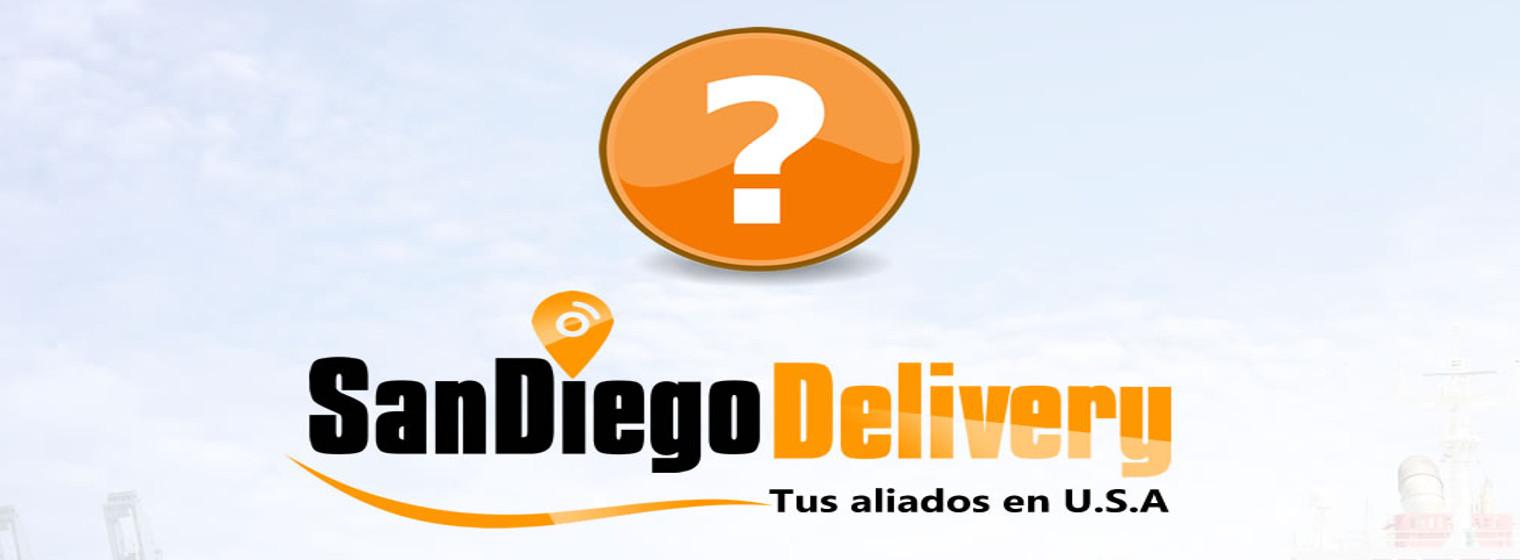 San Diego Delivery tus aliados en USA